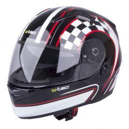 Kask motocyklowy integralny z blendą W-TEC V122 Kaski Integralne