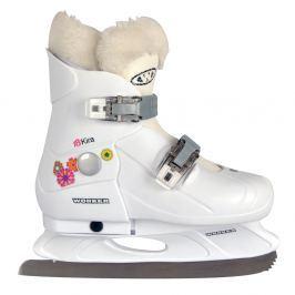 Dziecięce łyżwy regulowane WORKER Kira