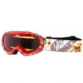 Młodzieżowe gogle narciarskie snowboardowe WORKER Doyle