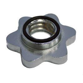 Zacisk gwiazdowy chromowany 30 mm inSPORTline CL10