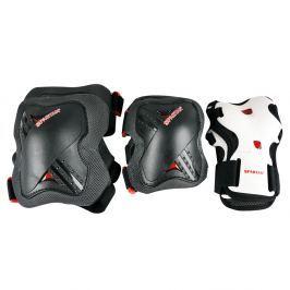 Zestaw ochraniaczy na dłonie, łokcie i kolana Spartan Street Gear IV - 6 sztuk