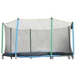 Ochronna siatka do trampoliny inSPORTline 244 cm na 6 rur