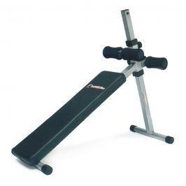 Ławka skośna do ćwiczeń mięśni brzucha inSPORTline Ab Crunch Bench