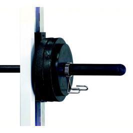 Adapter olimpijski na gryf 25 mm/50 mm inSPORTline