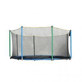 Ochronna siatka do trampoliny inSPORTline 180 cm + 6 prętów podtrzymujących