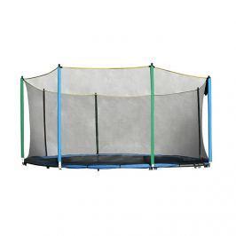 Ochronna siatka do trampoliny inSPORTline 244 cm + 6 prętów podtrzymujących