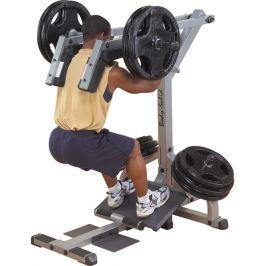 Stanowisko do ćwiczeń mięśni nóg i łydek BODY-SOLID GSCL360 inSPORTline