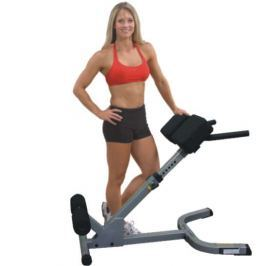 Ławka do ćwiczeń brzucha i grzbietu Hyperextension 45° BODY-SOLID GHYP45