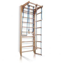Drabinka gimnastyczna dla dzieci z akcesoriami inSPORTline Kombi 2 - 220 cm