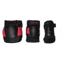 Zestaw ochraniaczy na dłonie, łokcie i kolana Spartan Coolmax - 6 sztuk