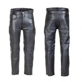 Męskie skórzane spodnie motocyklowe W-TEC Roster NF-1250