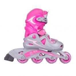 Regulowane łyżworolki WORKER Juny Girl dla dzieci