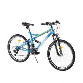 Rower dziecięcy z amortyzatorami DHS 2445 24