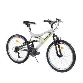 Dziecięcy rower z amortyzatorami Kreativ 2441 24