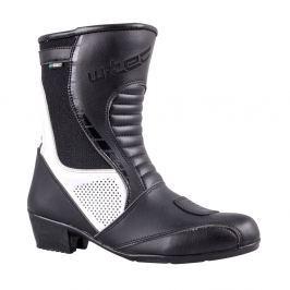 Damskie skórzane buty motocyklowe W-TEC Beckie W-5036