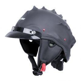 Kask motocyklowy otwarty futurystyczny W-TEC YM-333