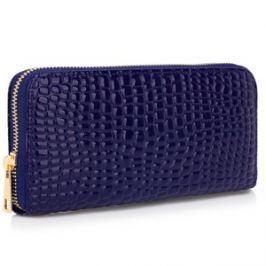 L&S Fashion LSP1074 portfel niebieska