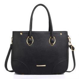 Anna Grace AG00515 torebka na ramię czarna