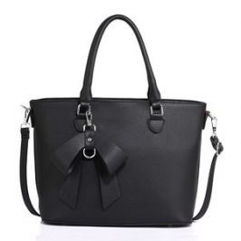 Anna Grace AG00531 torebka na ramię czarna