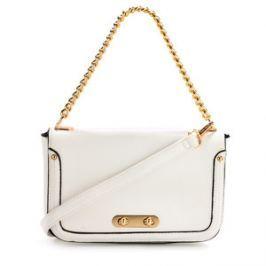 Anna Grace AG00560 torebka do ręki biała