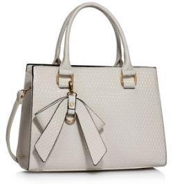 L&S Fashion LS00374B do ręki biała