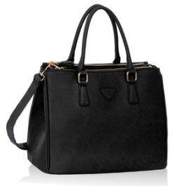 Anna Grace AG00184M torebka do ręki czarna