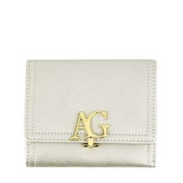 Anna Grace AGP1086 portfel srebrny
