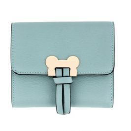 Anna Grace AGP1089 portfel niebieski