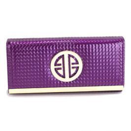Anna Grace LSP1058A portfel fioletowy