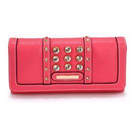 Anna Grace LSP1041A portfel różowy