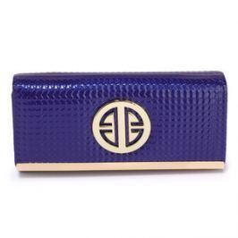 Anna Grace LSP1058A portfel niebieski