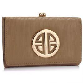 L&S Fashion LSP1063 portfel brązowy