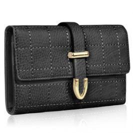 L&S Fashion LSP1075 portfel czarny