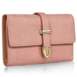 L&S Fashion LSP1075 portfel różowy