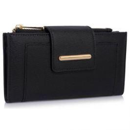 L&S Fashion LSP1079 portfel czarny
