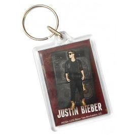 Brelok do kluczy akrylowy Justin Bieber (Speakers)