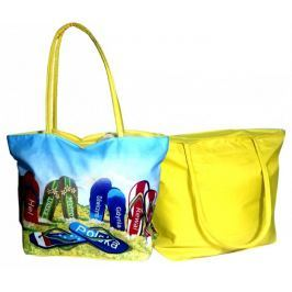 TORBA PLAŻOWA  na plażę SHOPPER BAG Torebka 50 x 58