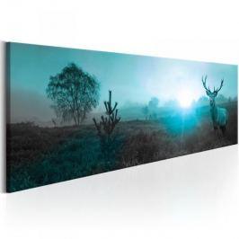 Obraz - Szmaragdowy jeleń