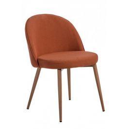Krzesło Cone pomarańczowe