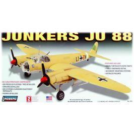 Model Plastikowy Do Sklejania Lindberg (USA) Samolot Junkers Samolot Junkers JU-88