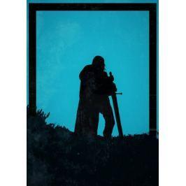 Dawn of Heroes - Ned Stark, Gra o tron - plakat