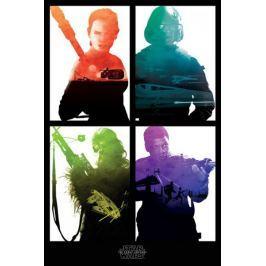 Star Wars Gwiezdne Wojny Przebudzenie Mocy Rebelianci - plakat