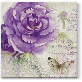 Pl Serwetki Miracle Roses
