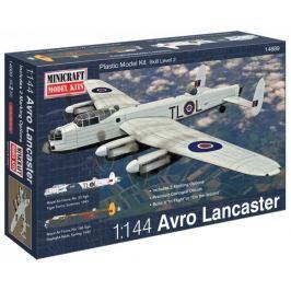 Model plastikowy - Samolot Avro Lancaster RAF - Minicraft