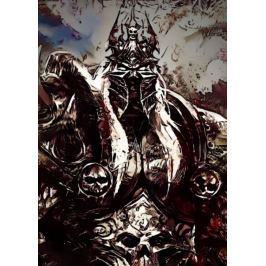 Legends of Bedlam - Arthas, Warcraft - plakat
