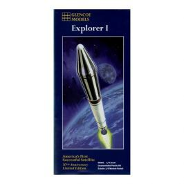Model plastikowy - Rakieta Explorer I Satelite 50th Anniversary (limitowana edycja) - Glencoe Models