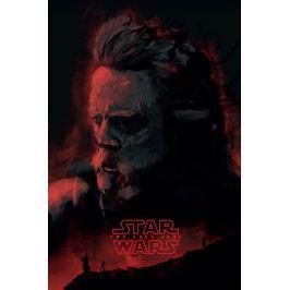 Gwiezdne Wojny Ostatni Jedi - plakat premium