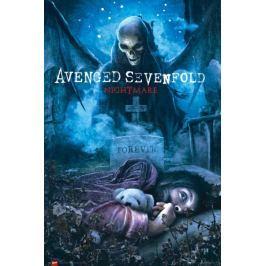 Avenged Sevenfold Nightmare - plakat