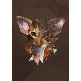 Kot szkic - plakat