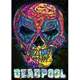 PsychoSkulls, Deadpool, Marvel - plakat